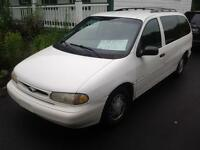 1996 Ford Windstar Fourgonnette, fourgon