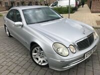 Mercedes-Benz E Class 3.0 E280 TD CDI Avantgarde*Diesel 7G-Tronic*1 Owner*Full Service*Hpi clear*