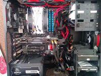 Custom Gaming PC i7, 16GB RAM, GTX 980Ti