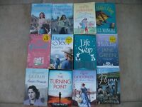 12 Fiction Books for women