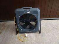 Industrial Cooling Fan for Garage / Workshop - 110v