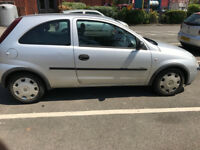 Vauxhall Corsa 2004 SEMI AUTOMATIC for sale only 1 previous owner full service history