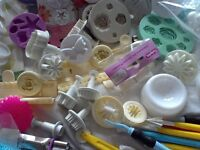 sugar flower cutters and moulds