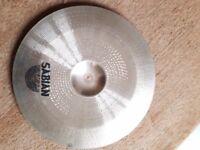 """Sabian 18""""B8 Chinese cymbal"""