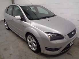FORD FOCUS ST , 2008 , ONLY 43000 MILES + FULL HISTORY , YEARS MOT , FINANCE AVAILABLE , WARRANTY