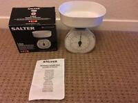 Salter Mechanical Kitchen Scale
