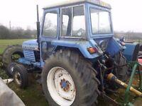 Leyland 262 Tractor