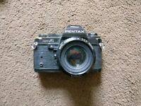 Pentax Super A Camera