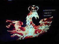 "Logik 24"" full HD digital LCD tv with inbuilt dvd player (no remote)"