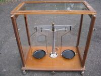 Gallenkamp & Co. Precision Laboratory Weighing Scales