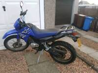 Yamaha xt125r 2006 for sale