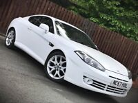 **6 MONTH WARRANTY** HYUNDAI COUPE 2.0 COUPE SPECIAL EDITION IN WHITE LONG MOT