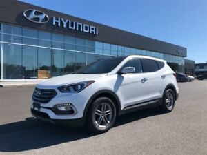 2018 Hyundai Santa Fe Sport 2.4 SE *LEATHER-PANORAMIC SUNROOF*