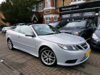 2009 Saab 9-3 1.9 TTiD Vector Sport 2dr, SAT NAV, HEATED SEATS, FULL LEATHER.