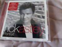 CD brand new gift Celine Dion live in Vegas & Rick Astley