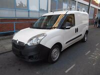 1012 VAUXHALL COMBO 2300 L2H1 13CDTI S S ECO FLEX LWB EURO5 TWIN SIDE LOADING ROOF RACK YEAR MOT
