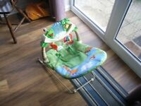 Fisher/price bouncy seat