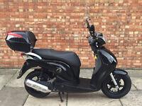 Honda Pes 125 (62) reg, excellent condition low mileage