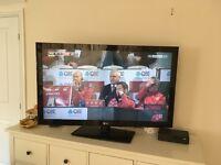 46 inch LG TV free channels HD