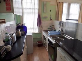 Newly decorated bedsit in this Victorian conversion house