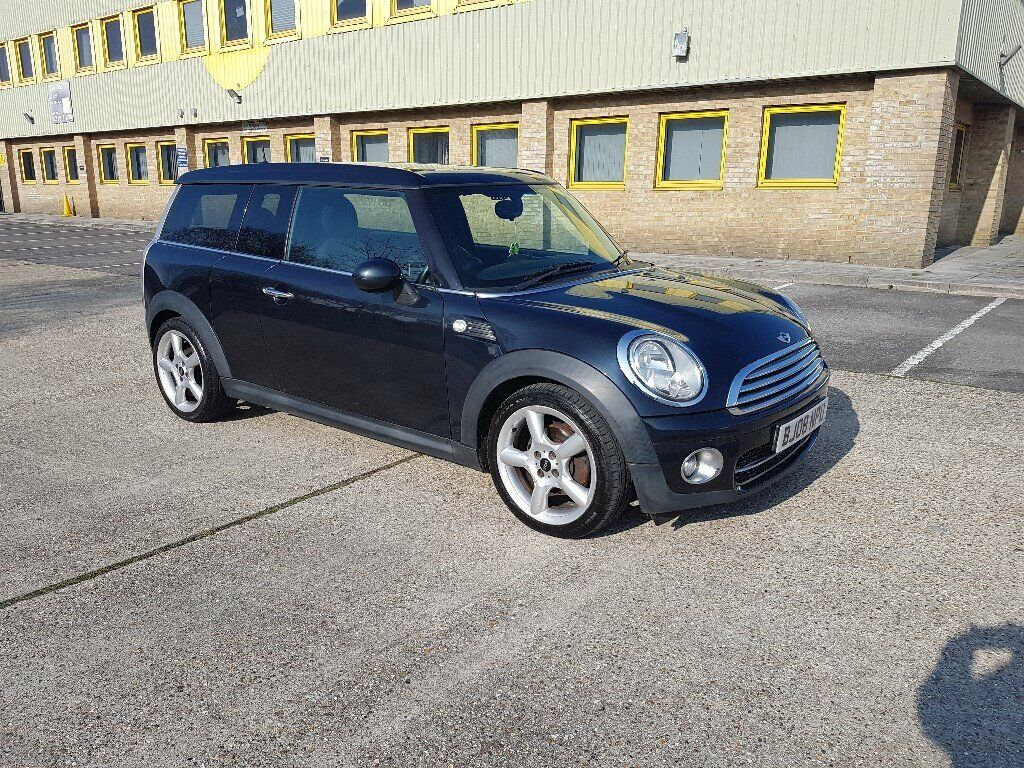Mini Cooper D Clubman 50mpg 20 A Year To Tax In