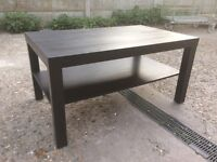 4 black tables BUNDLE