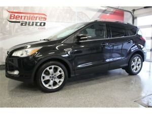 2015 Ford Escape Titanium 2.0 Ecoboost AWD