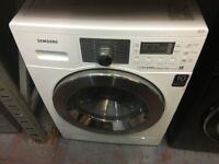 SAMSUNG 8/5KG WHITE WASHER DRYER USED