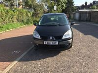 2007 Renault Scenic 1.6 VVT Dynamique Hatchback 5dr Automatic @07445775115