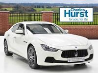 Maserati Ghibli DV6 (white) 2016-04-07
