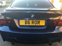 B6 ROR cherished privat number plate ! Offers pl!