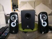 Logitech z323 speakers