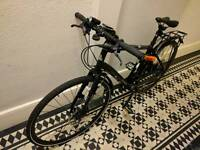 Is this your bike I kept safe after your accident on Great Percy Street?