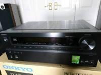 Onkyo TX NR609 receiver 7.1