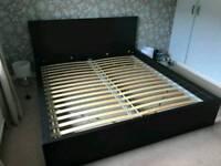 Superking size Ikea bed frame
