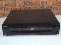 Sony Twin Deck CD Recorder RCD-W100