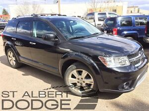 2012 Dodge Journey R/T | AWD | BACK CAM | DVD | HEATED LEATHER