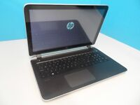 HP Gaming Laptop, 4GB total Graphics, Touch Screen, 2.9GHz, 8GB RAM, 2x 750GB HDD (1.5TB)