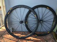 Mavic Ksyrium SLR wheels