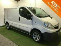 751b2323e89de9 2014 Vauxhall Vivaro 2.0 CDTI SWB Diesel   Full History   (trafic