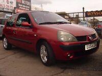 Renault CLIO 1.2 petrol
