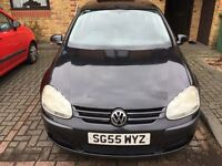 VW Golf 1.9TDI. Excellent Runner. No mechanical problems.