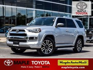 2016 Toyota 4Runner LIMITED - 4X4 NAVIGATION LEATHER MOONROOF