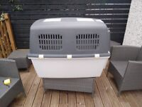 DOG CARRIER - LARGE (Approx. 1m X 70cm)