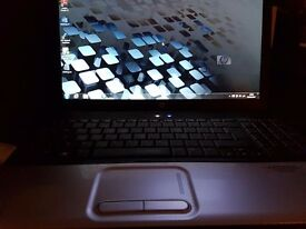 HP G61 Laptop with Windows 7 15.6 screen. VG condition