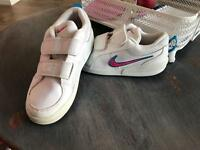 Nike pair of shoes (Kids)