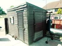 Free garden shed 8x6