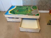 Activity train table for kids