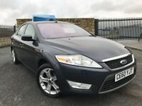 2010 60 FORD MONDEO SPORT 1.8 TDCi *DIESEL* 5 DOOR, 6 SPEED MANUAL - ONLY TWO FORMER KEEPERS!