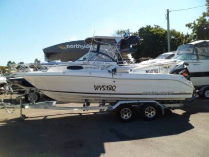 2004 Cruise Craft Outsider 625 + Yamaha 175hp HPDI (312hrs) Boondall Brisbane North East Preview